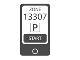 2. Start parkeertijd