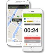 Dé nummer 1 Parkeer App