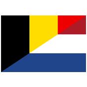 Nederlandse en Belgische steden
