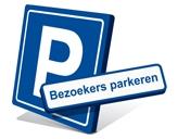 Slim parkeren voor bezoekers