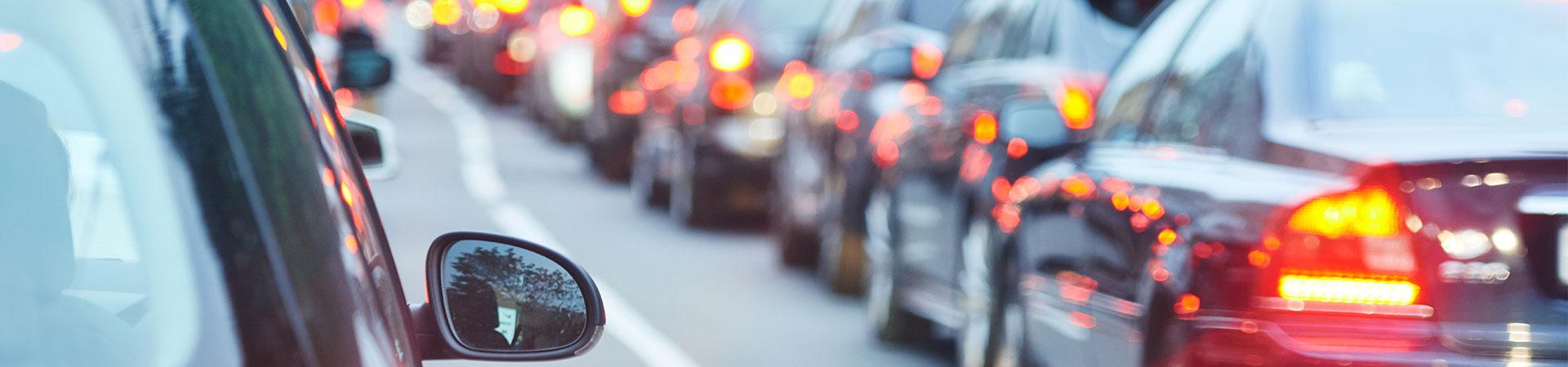 HELP! Hoe overleef ik file- en parkeerstress? Wij geven je 7 tips.