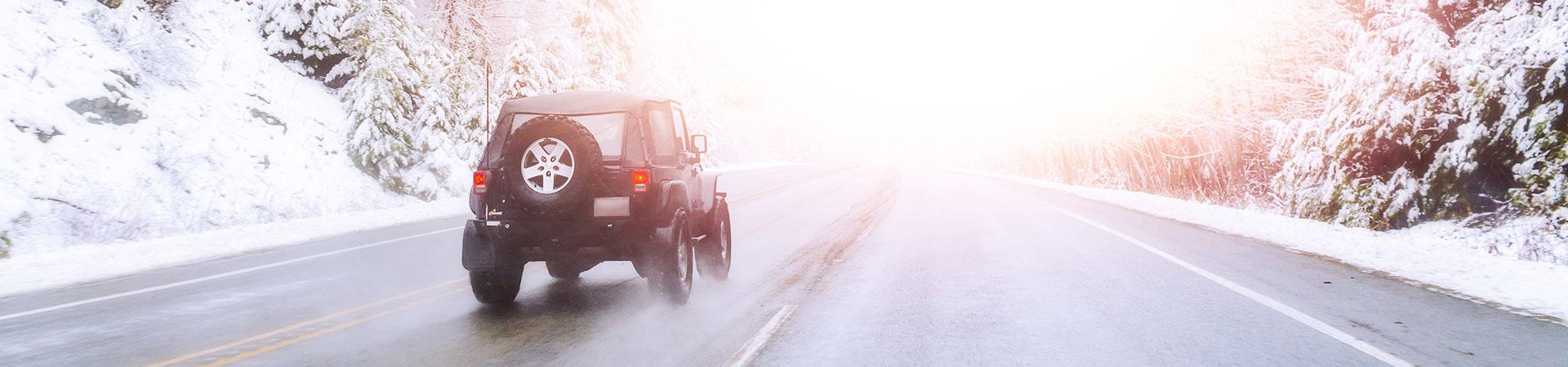 Is jouw auto winter(sport)klaar? Doe de check!