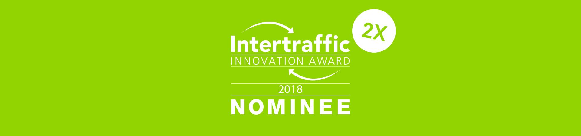Parkmobile genomineerd voor twee Intertraffic Innovation Awards