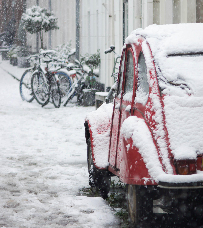 Sneeuw op komst: 7 onmisbare parkeertips