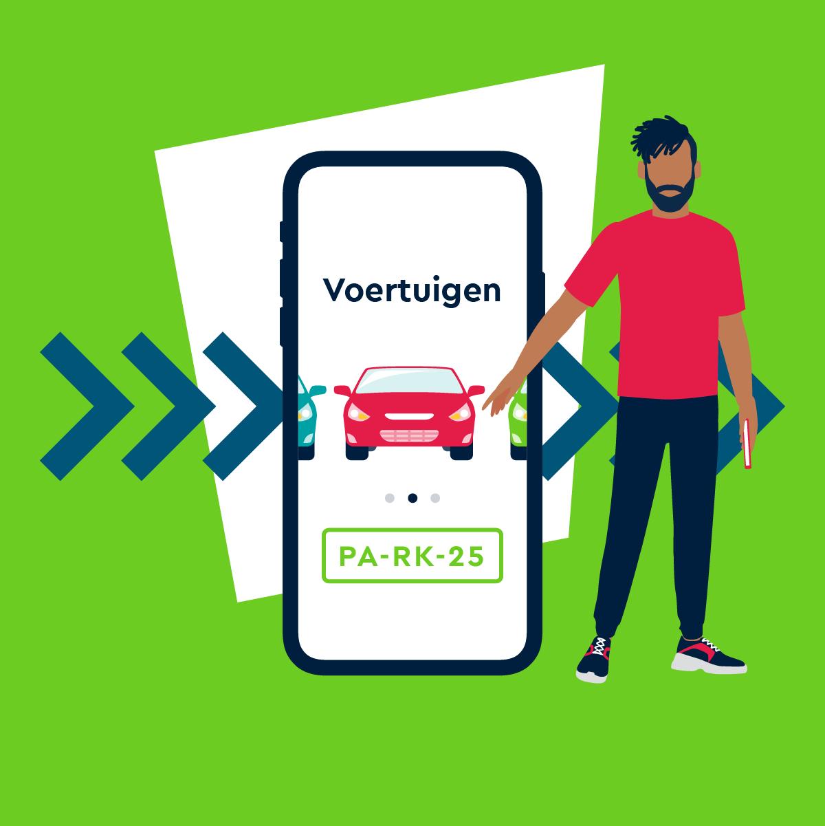 Maak jouw Parkmobile app helemaal eigen met deze personalisatietips