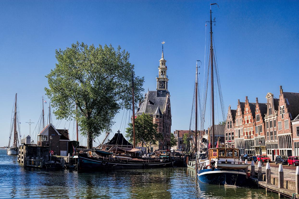 De 10 hotspots van Hoorn